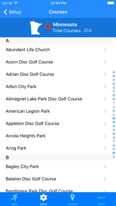 download DiscGolf+ apps 0
