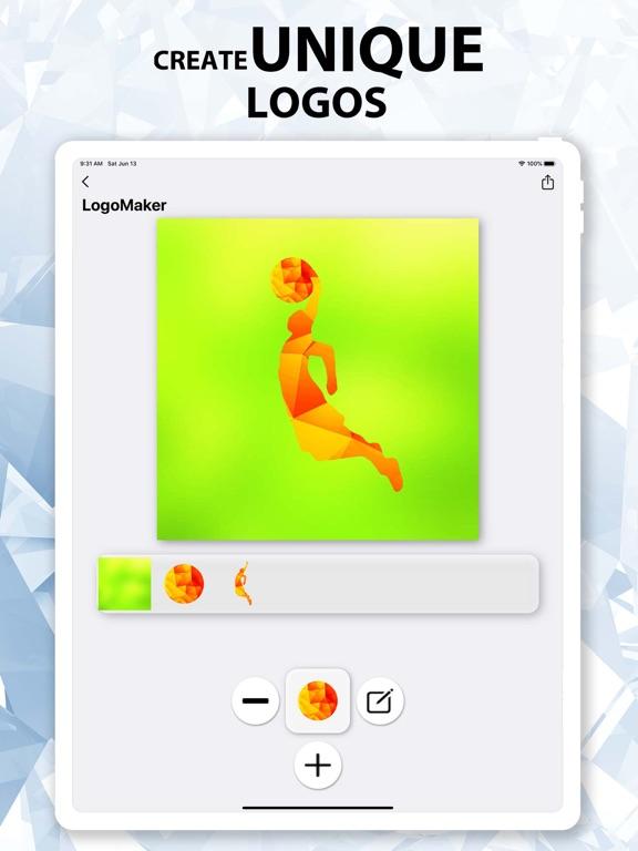 Ipad Screen Shot Logo Maker^ 0