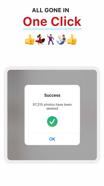 Gone - Delete All Photos screenshot-3
