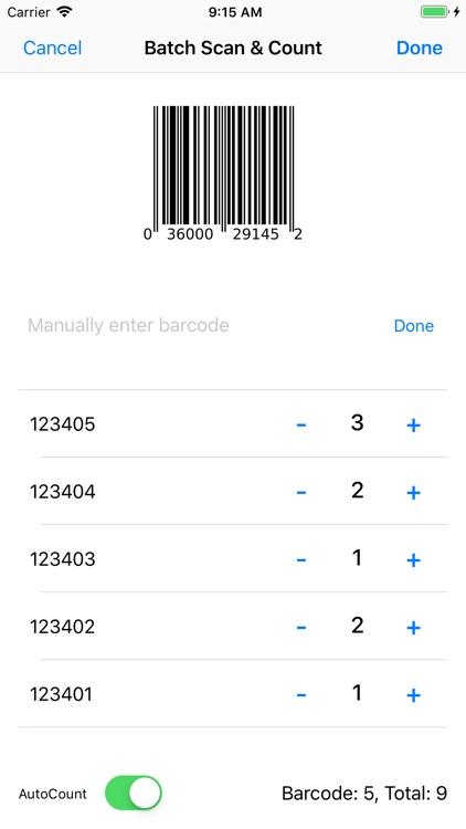 Power Barcode Scanner