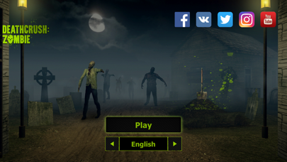 Deathcrush Zombie Survival screenshot one
