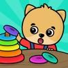 子供向け動物パズル・幼児用ゲーム