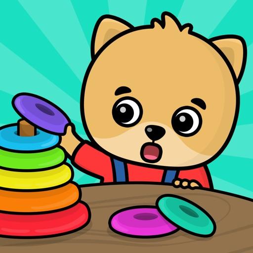 Детские игры для детей малышей