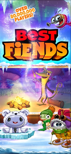 Best Fiends Puzzle Adventure On The App Store