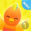 梯田AI英语自然拼读法儿童版 - iPhoneアプリ