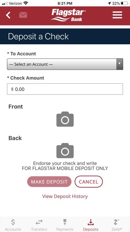 Flagstar Mobile screenshot-5