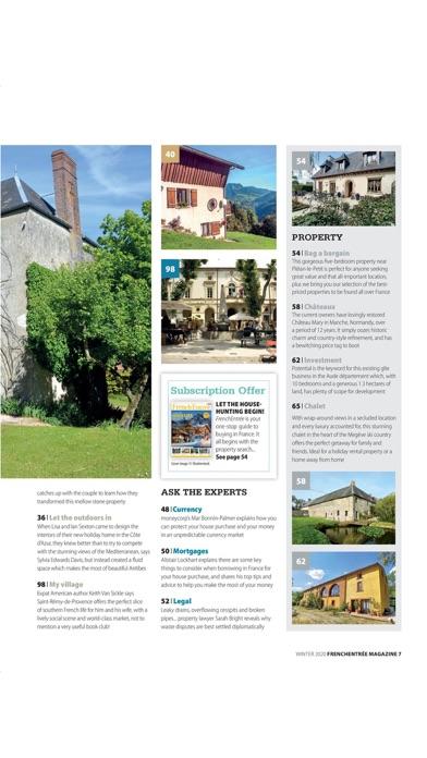 FrenchEntrée MagazineScreenshot of 7
