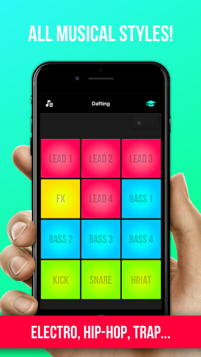 Beat maker pro - Drum Pad Screenshot