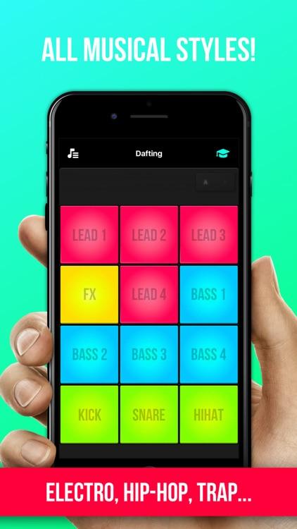 Beat maker pro - Drum Pad screenshot-3