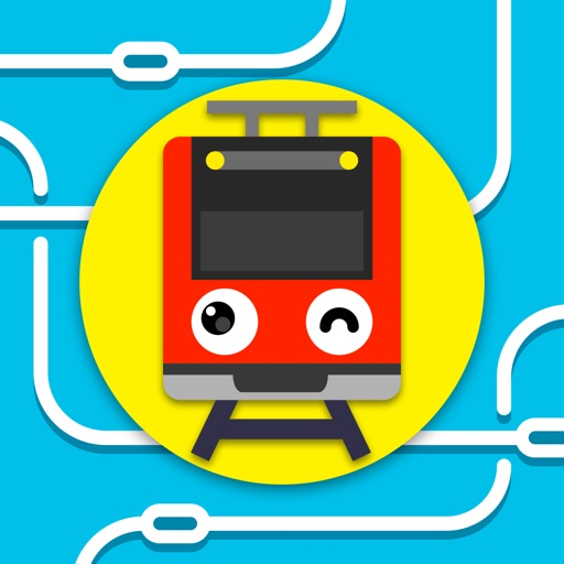 Train Go for iPad