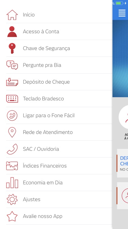 Bradesco screenshot-1