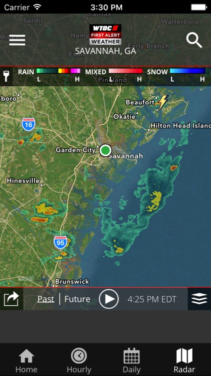 WTOC First Alert Radar screenshot-3