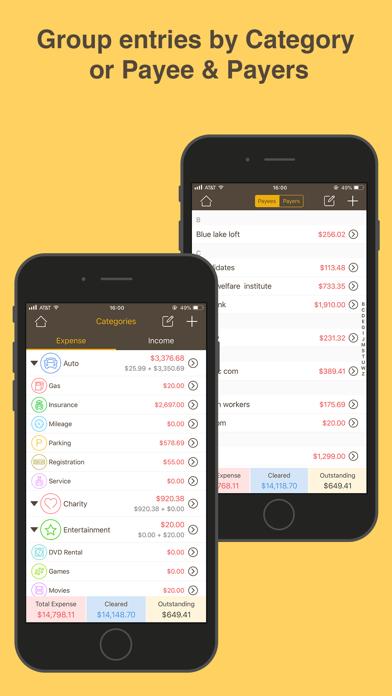 Money Monitor: Expense Trackerのスクリーンショット4