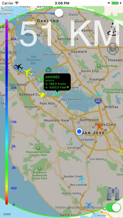 ADSB Radar screenshot-3