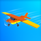 App Icon for Crash Landing 3D App in Belgium IOS App Store
