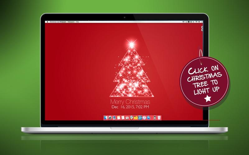 Christmas Live Wallpaper for Mac