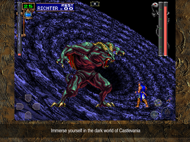 ‎Castlevania: SotN Screenshot