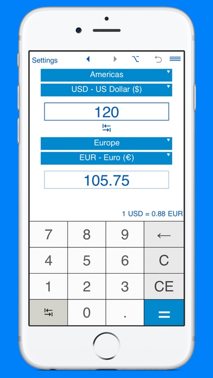 Multi Currency Converter
