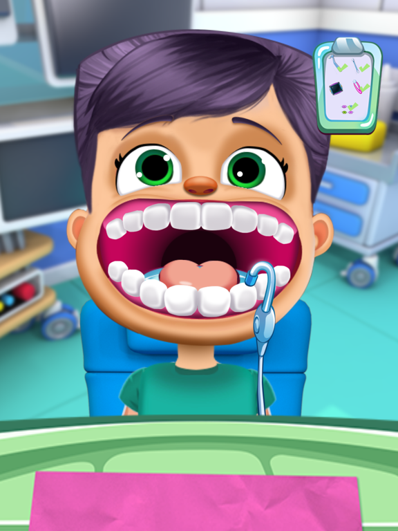 歯科医のケア: 病院のおすすめ画像4