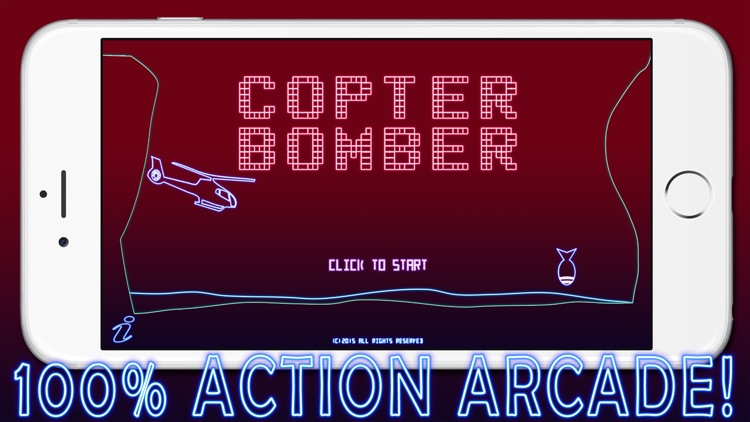 Copter Bomber!