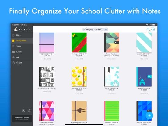 Flexcil - PDF編集、手書きメモ、勉強ノートのおすすめ画像8
