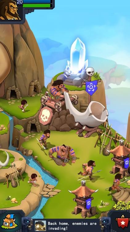 Brutal Age: Horde Invasion screenshot-6