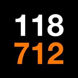 118 712 annuaire