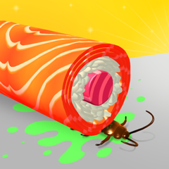Sushi Roll 3D - Cooking Game