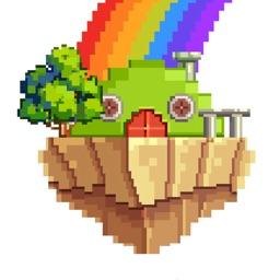 Color Island: Pixel Art