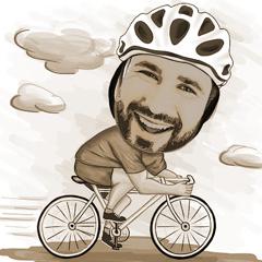 Face Caricature -Cartoon Photo