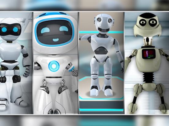 Merge Robots & Go To Mars! screenshot 7