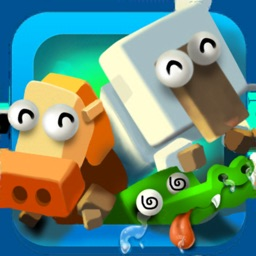Animal Run: jump and jump