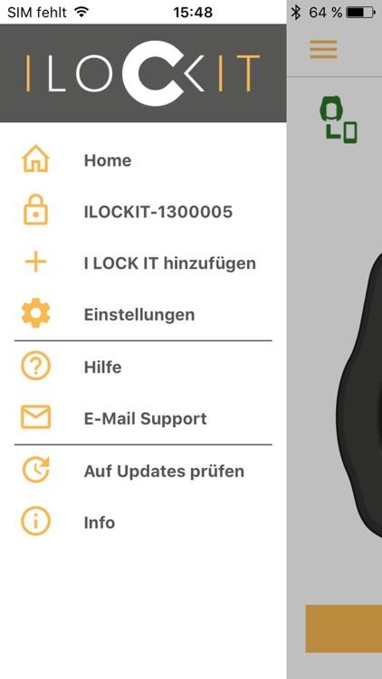 I LOCK IT The Smart Bike Lock screenshot-3