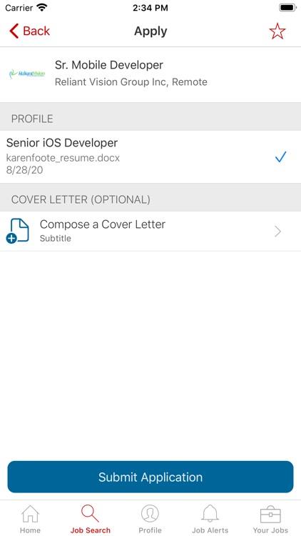 Dice Tech Jobs screenshot-5