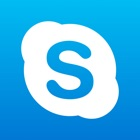 Skype for iPhone icon