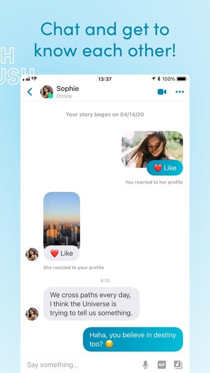 happn — Dating app screenshot-5