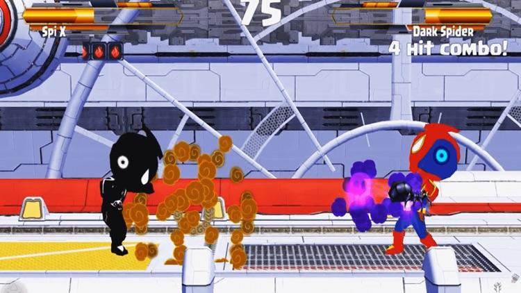 Super Heroes Fight Endgame