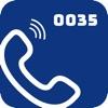 0035でんわ - iPhoneアプリ