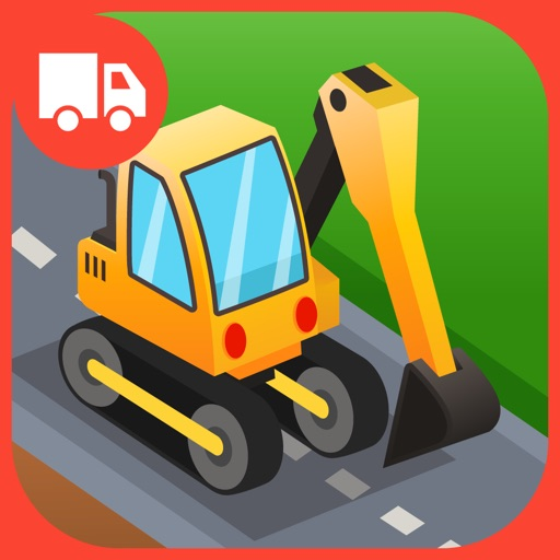 Diggers & Trucks Games Lite