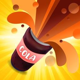 Mentos Diet Coke Geyser