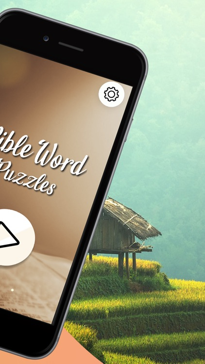 Bible Games—Word Puzzle Search screenshot-5