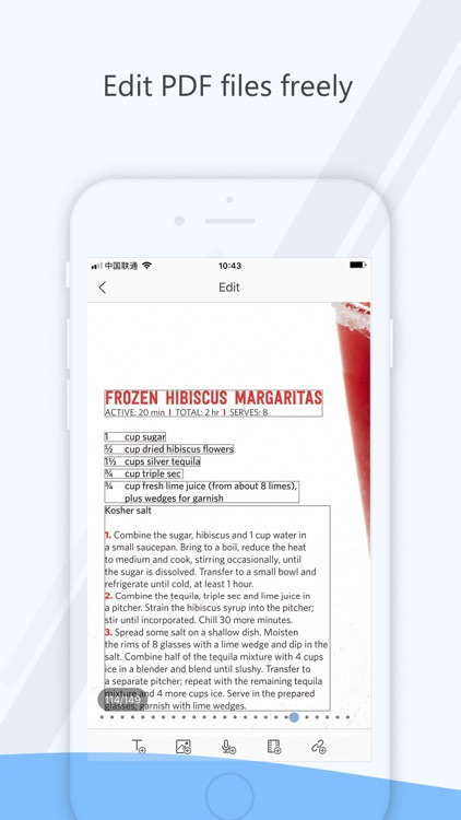 Foxit Mobile PDF -Edit Convert screenshot-5