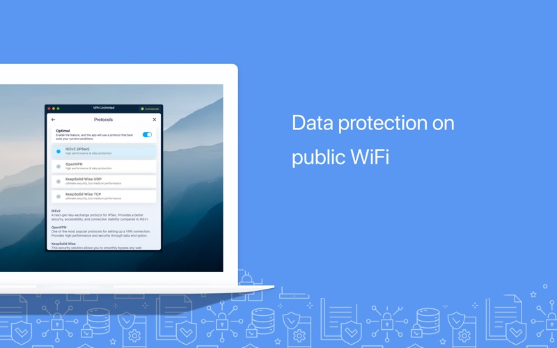 VPN Unlimited Screenshot
