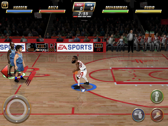 Nba Jam By Ea Sports For Ipad Overview Apple App Store Us