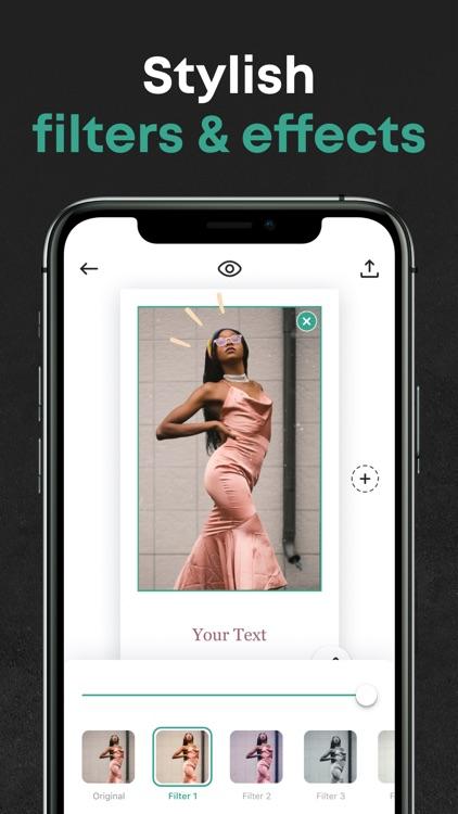 Lift: Story Maker screenshot-4