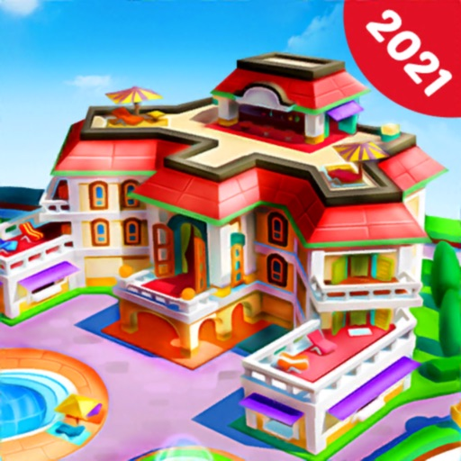 Dream Home Design Cooking Game