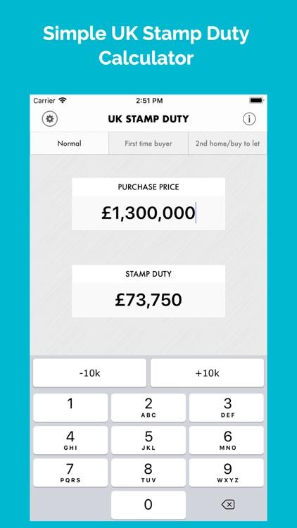 UK Stamp Duty Calculator 2020