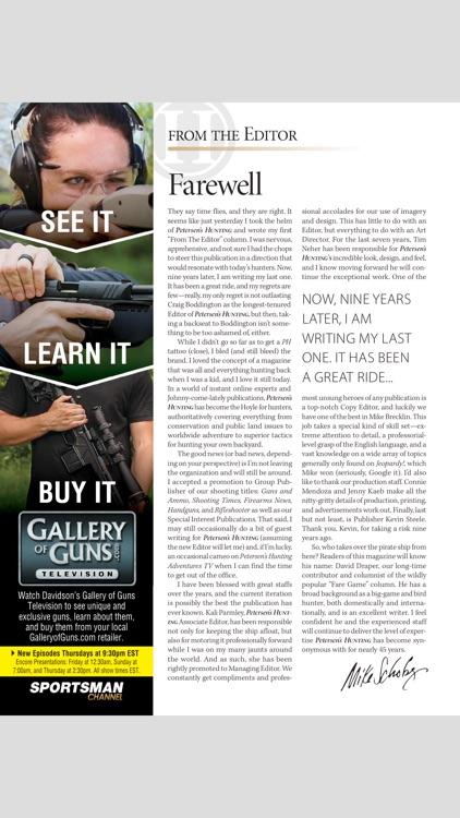 Petersen's Hunting Magazine screenshot-3