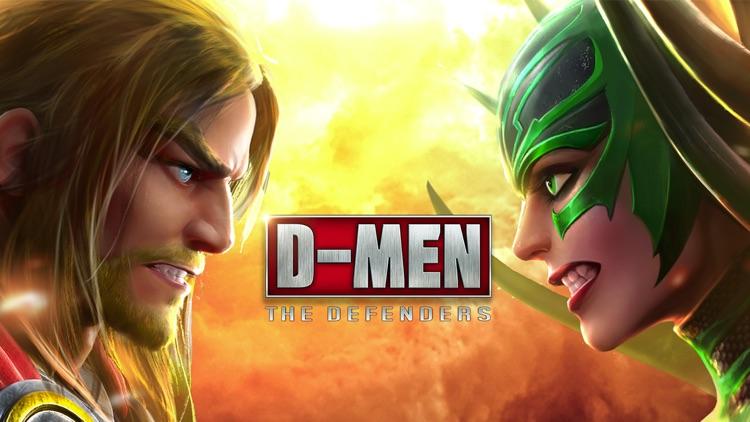 D-MEN:The Defenders