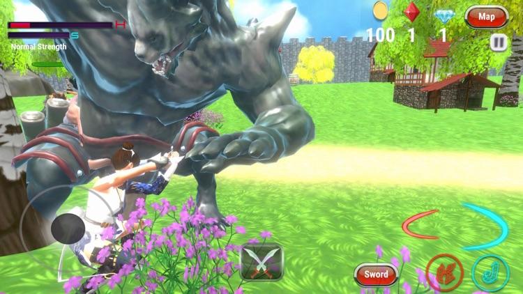 Samurai Fighter screenshot-4